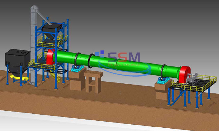 """how to keep the rotary kiln To keep the kiln operation stable, it was necessary to maintain the hottest feed – the """"burning zone"""" – at a consistent position in the middle of the kiln  the rotary kiln is subject to the same controls as the shaft kiln, but now the process happens more quickly burn-out time for a chamber kiln was 4-5 days, while the schneider."""